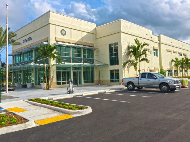Central Service Center