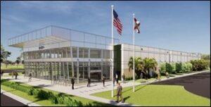 Westlake Service Center Building